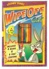 9781588058263: Looney Tunes Wipe Off Color Set