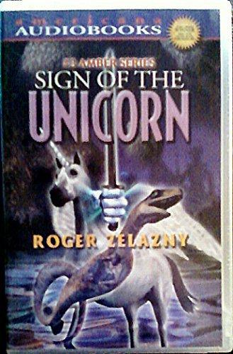 9781588071286: Sign of the Unicorn (Amber Novels)
