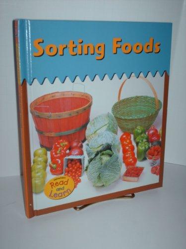 9781588105394: Sorting Foods (Heinemann Read & Learn)