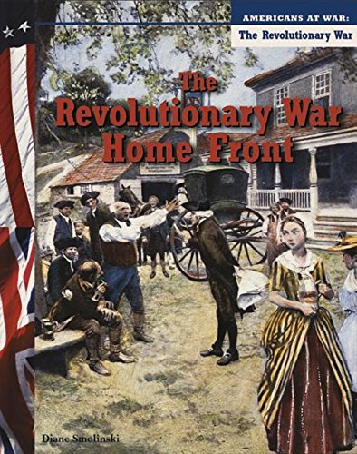 9781588105585: The Revolutionary War Home Front (Americans at War)