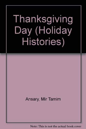 9781588105745: Thanksgiving Day (Holiday Histories)