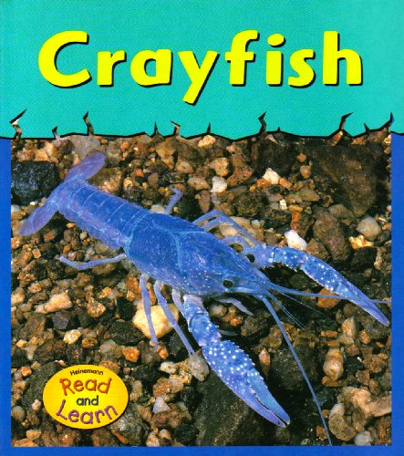 9781588107220: Crayfish (Musty-crusty Animals)