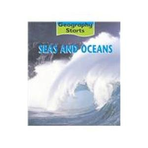 9781588109781: Seas and Oceans (Geography Starts)