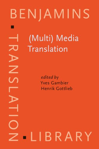 9781588110886: (Multi) Media Translation: Concepts, practices, and research (Benjamins Translation Library)