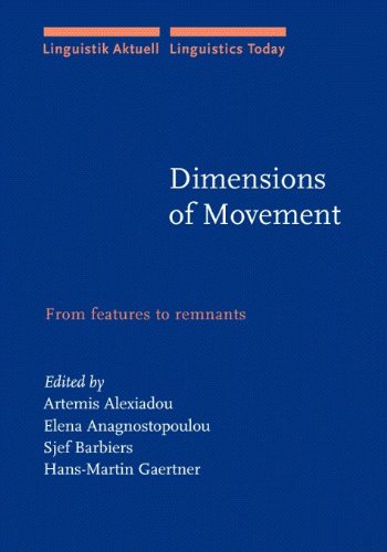 9781588111852: Dimensions of Movement: From features to remnants (Linguistik Aktuell/Linguistics Today)