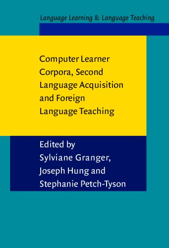 9781588112941: Computer Learner Corpora, Second Language Acquisition and Foreign Language Teaching (Language Learning & Language Teaching)