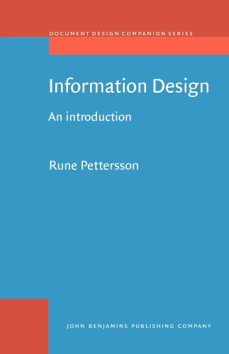 Information Design: An Introduction (Document Design Companion Series, V. 3): Pettersson, Rune