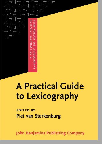 9781588113818: A Practical Guide to Lexicography (Terminology and Lexicography Research and Practice)