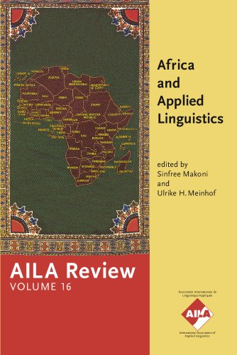 9781588113894: Africa and Applied Linguistics