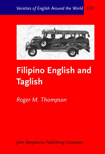 9781588114075: Filipino English and Taglish: Language switching from multiple perspectives (Varieties of English Around the World)