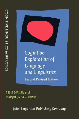 9781588114860: Cognitive Exploration of Language and Linguistics: Second revised edition (Cognitive Linguistics in Practice)