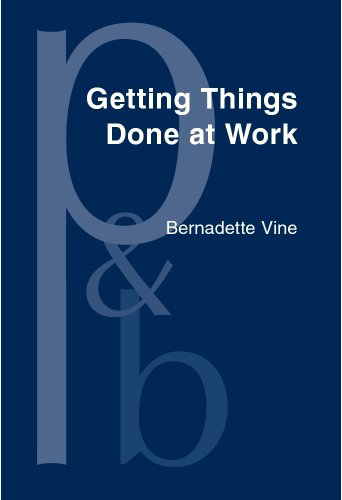 Getting Things Done at Work: The Discourse: Bernadette Vine