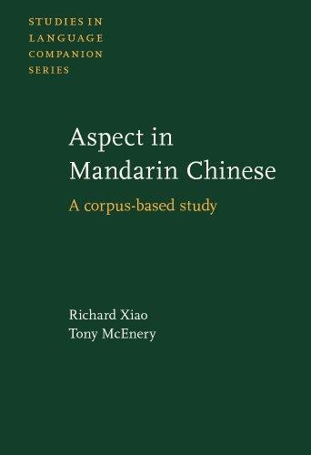 9781588116017: Aspect in Mandarin Chinese: A corpus-based study (Studies in Language Companion Series)