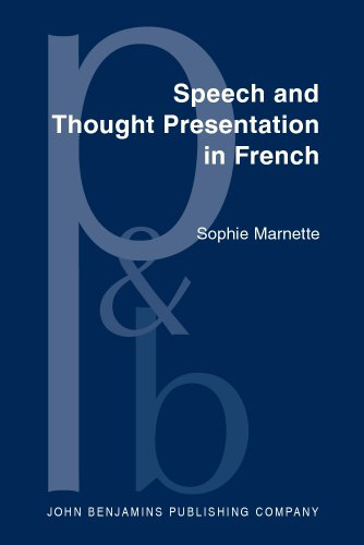 9781588116222: Speech and Thought Presentation in French: Concepts and strategies