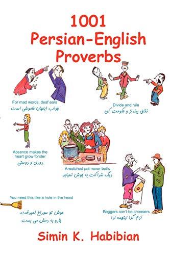 9781588140210: 1001 Persian-English Proverbs (English and Farsi Edition)