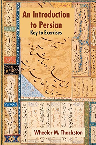 9781588140548: Introduction to Persian, Revised Fourth Edition, Key to Exercises