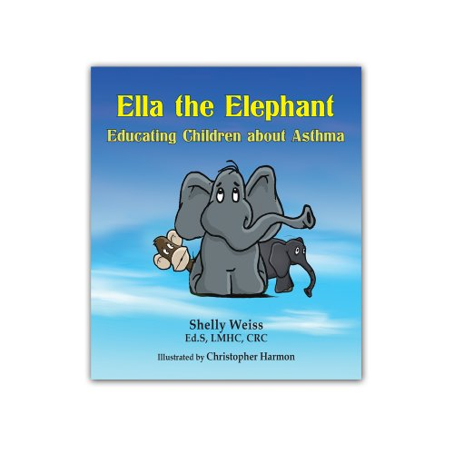 9781588151940: Ella The Elephant - Educating Children about asthma