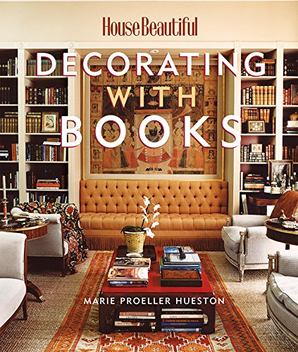 9781588164933: Decorating with Books (House Beautiful Series)
