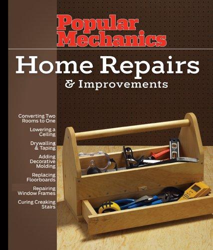 Popular Mechanics Home Repairs & Improvements (1588165302) by Albert Jackson; David Day