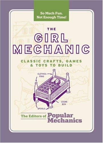 9781588166104: Girl Mechanic (Boy Mechanics Series)