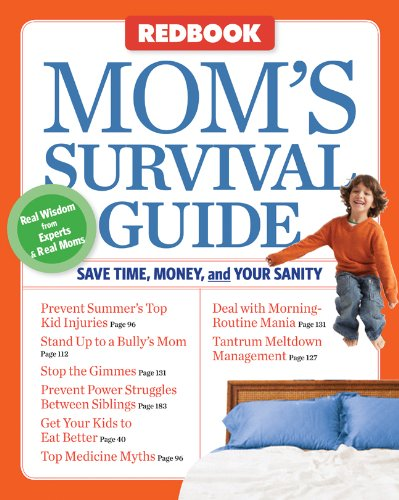 Mom's Survival Guide: Save Time, Money, and: Randol, Susan