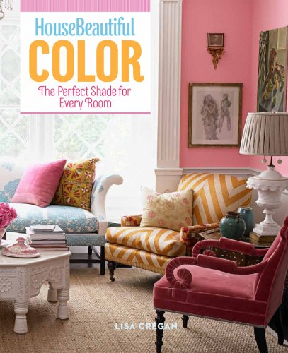 9781588169792: House Beautiful Color: The Perfect Shade for Every Room