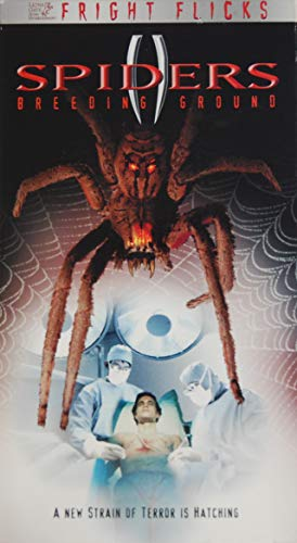 9781588176295: Spiders 2: Breeding Ground [VHS]