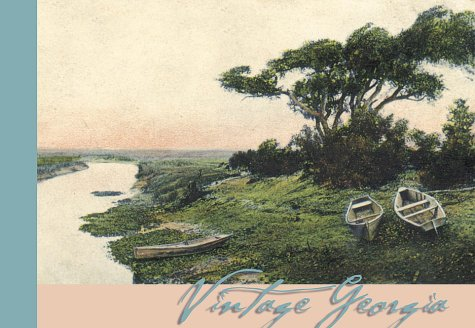 Vintage Georgia (Hill Street's Vintage South Postcard Books) (158818000X) by Hill Street Press