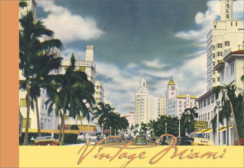 Vintage Miami (1588180123) by Hill Street Press