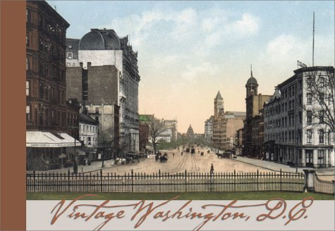Vintage Washington D.C. (1588180174) by Hill Street Press