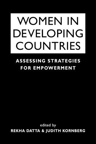 9781588260147: Women in Developing Countries: Assessing Strategies for Empowerment