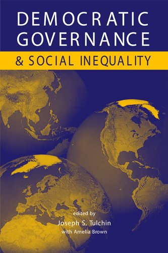 9781588260284: Democratic Governance and Social Inequality