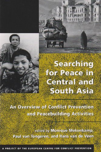 Searching for Peace in Central and South Asia: Monique Mekenkamp