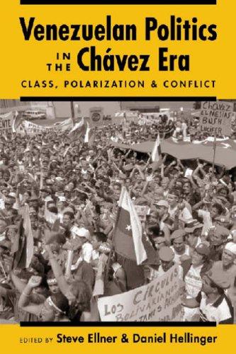9781588261083: Venezuelan Politics in the Chavez Era: Class, Polarization, and Conflict