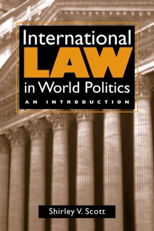 9781588261991: International Law in World Politics: An Introduction