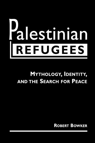 9781588262028: Palestinian Refugees: Mythology, Identity and the Search for Peace