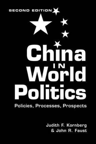9781588262233: China In World Politics: Policies, Processes, Prospects