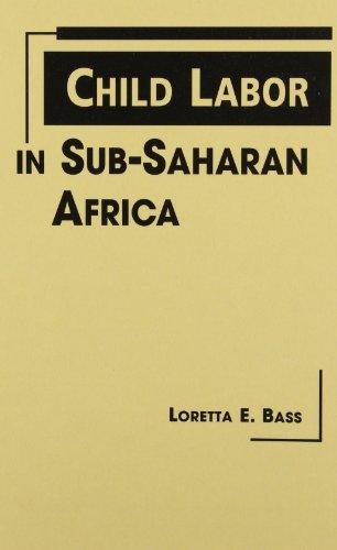 9781588262868: Child Labor in Sub-Saharan Africa