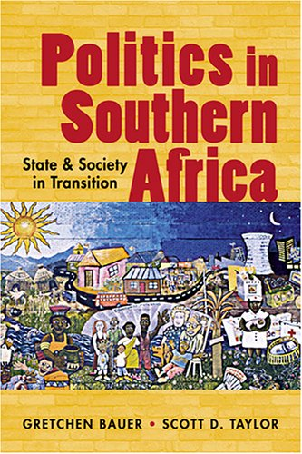 9781588263087: Politics In Southern Africa: State And Society In Transition