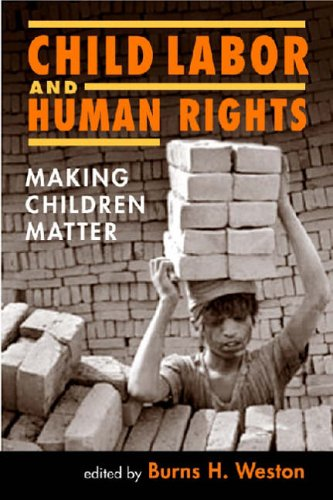 9781588263247: Child Labor And Human Rights: Making Children Matter