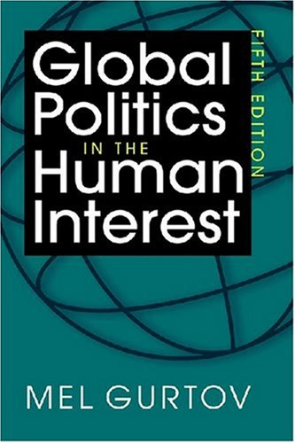 Global Politics in the Human Interest, 5th