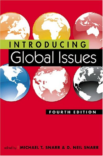 9781588265593: Introducing Global Issues
