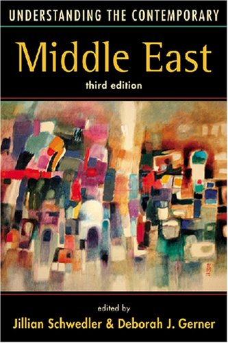 9781588265654: Understanding the Contemporary Middle East (Understanding: Introductions to the States and Regions of the Contemporary World)