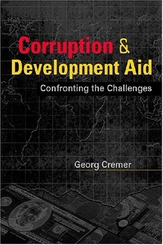 9781588265715: Corruption & Development Aid: Confronting the Challenges