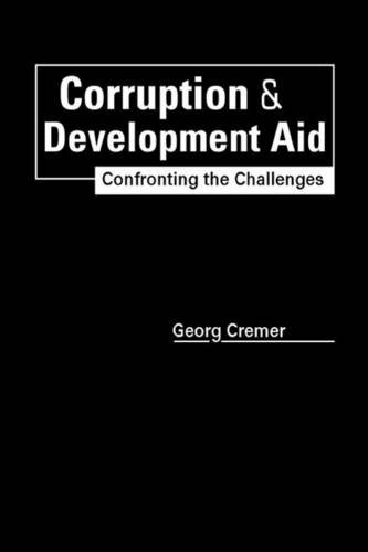9781588265951: Corruption & Development Aid: Confronting the Challenges
