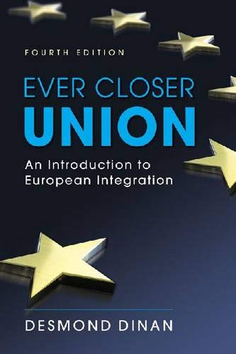 9781588266071: Ever Closer Union: An Introduction to European Integration