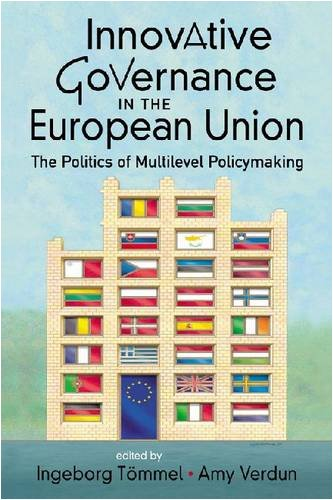 9781588266149: Innovative Governance in the European Union: The Politics of Multilevel Policymaking (Studies on the European Polity)