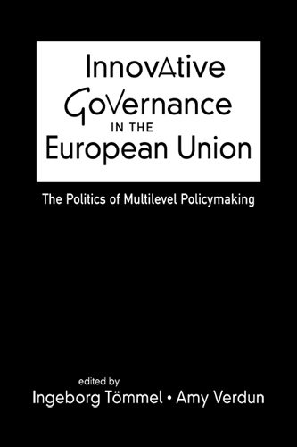 9781588266392: Innovative Governance in the European Union: The Politics of Multilevel Policymaking (Studies on the European Polity)