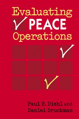 9781588267092: Evaluating Peace Operations