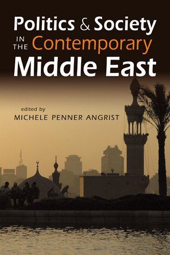 9781588267177: Politics & Society in the Contemporary Middle East
